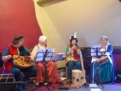 Medieval times return to Castle Cornet for the day