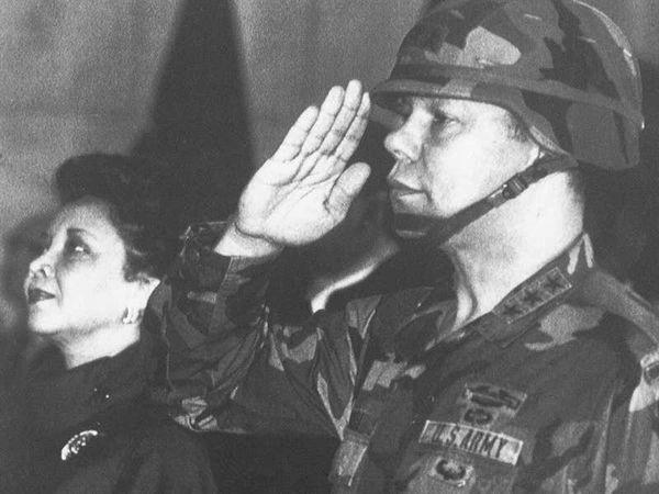 Vietnam veteran rose through the ranks but faced criticism over Iraq war
