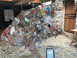 New exhibition highlights waste problem