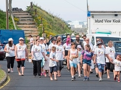 Fairies to Fishes walkers raise money in Trevor's memory