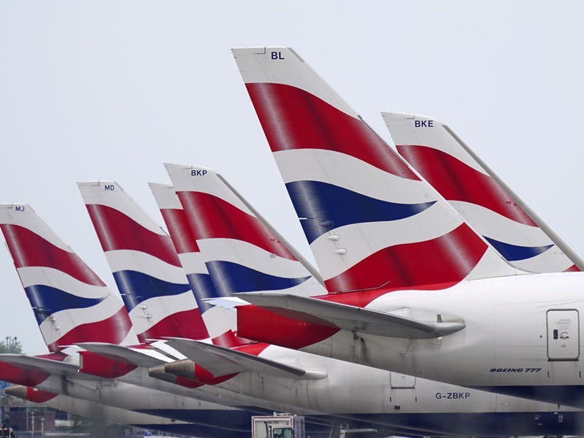 British Airways furloughs thousands of staff following delays to travel