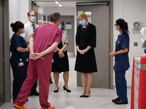 New NHS England chief tells staff of 'formidable challenges' ahead