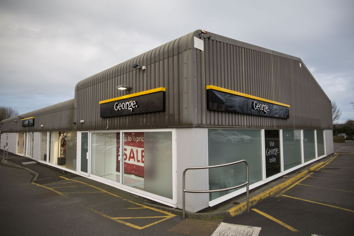 George in St Martin's will close this month to be replaced by a Matalan store. (Picture by Adrian Miller, 29125835)