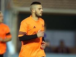 Striker Jardim out of Muratti picture
