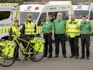 St John Ambulance St John Ambulance pics Event and Cycle Response. (29147525)