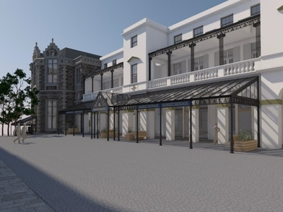 Market Square development plans include kiosk toilets
