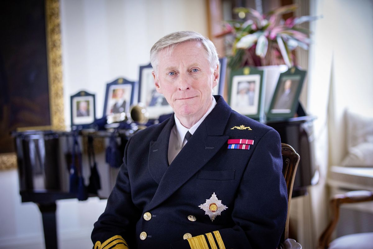 The Lt-Governor Sir Ian Corder sent an official condolence message on behalf of the Bailiwick of Guernsey following the news of the death of His Royal Highness The Prince Philip, Duke of Edinburgh. (29421167)