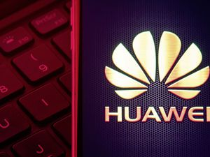 Philip Jansen, chief executive of BT, has warned that it would be 'impossible' to strip Huawei products out of the UK's telecommunications network within the next decade. (Picture by PA)