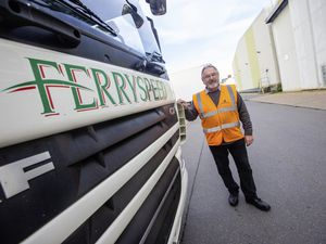 Martyn Langlois, the general manager of Ferryspeed's Guernsey operation. (Picture by Peter Frankland, 28945763)