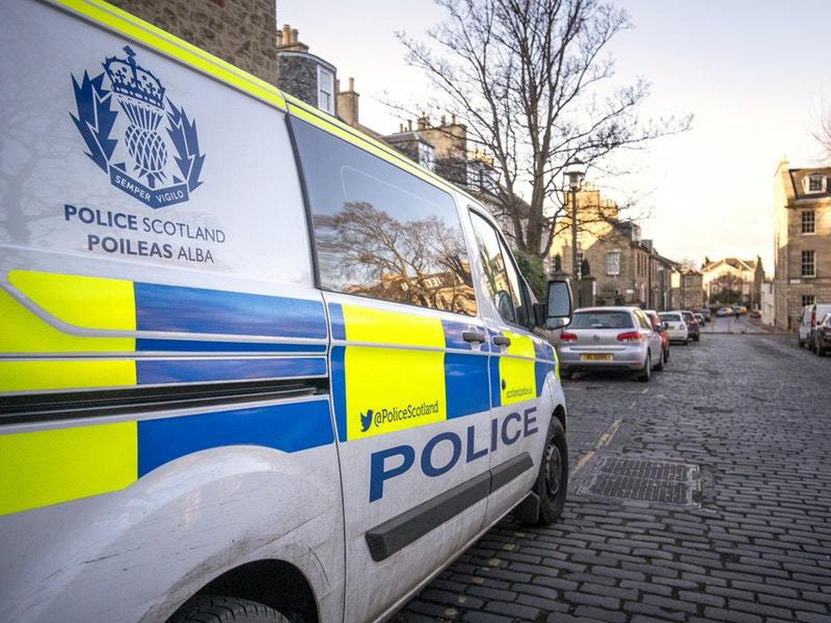 Man arrested after death of two-year-old in Edinburgh