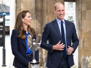 William and Kate present NHS frontline workers with Pride of Britain award