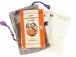 Judge's copy of Lady Chatterley's Lover from obscenity trial to be auctioned