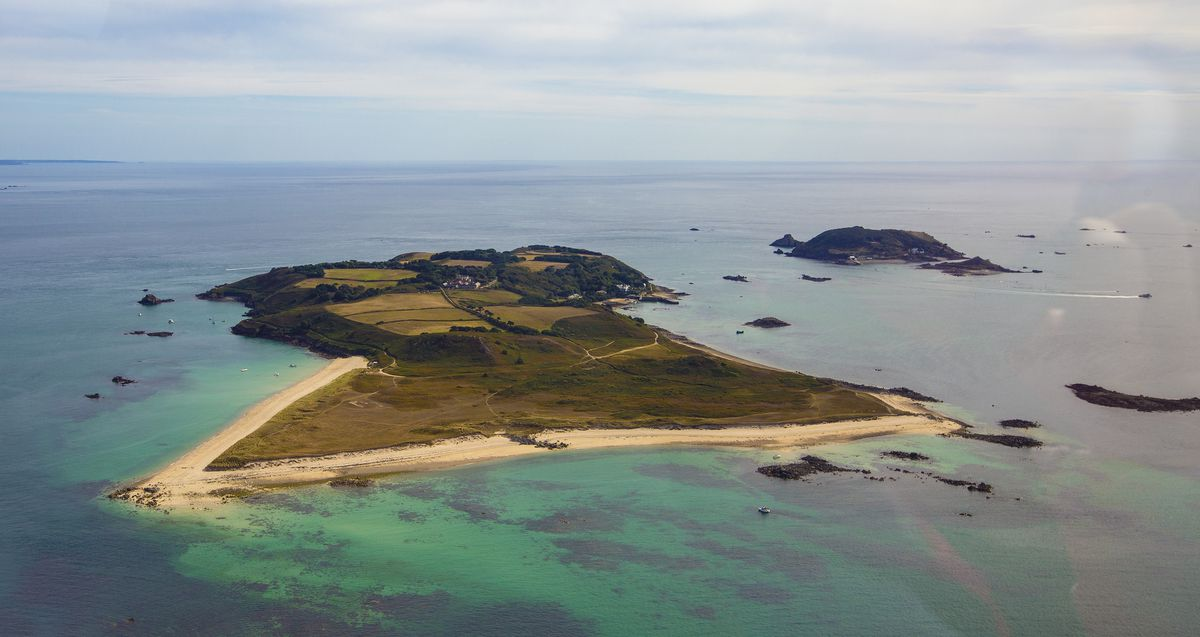 Herm chief executive Craig Senior said the island had not been consulted about high-speed fibre broadband plans, and has recently spent £35,000 to have its current broadband upgraded. (Picture by Peter Frankland, 29990464)