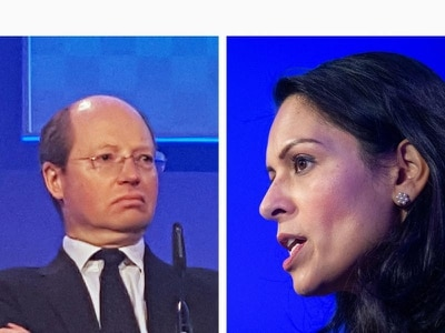 Top Home Office mandarin quits with broadside at Home Secretary Priti Patel