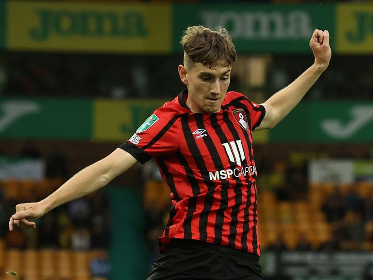 Bournemouth midfielder David Brooks diagnosed with stage two Hodgkin lymphoma