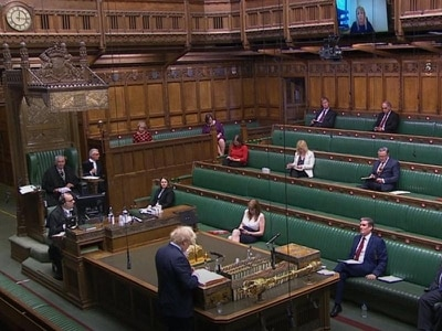 MPs to return to Westminster after virtual proceedings dropped
