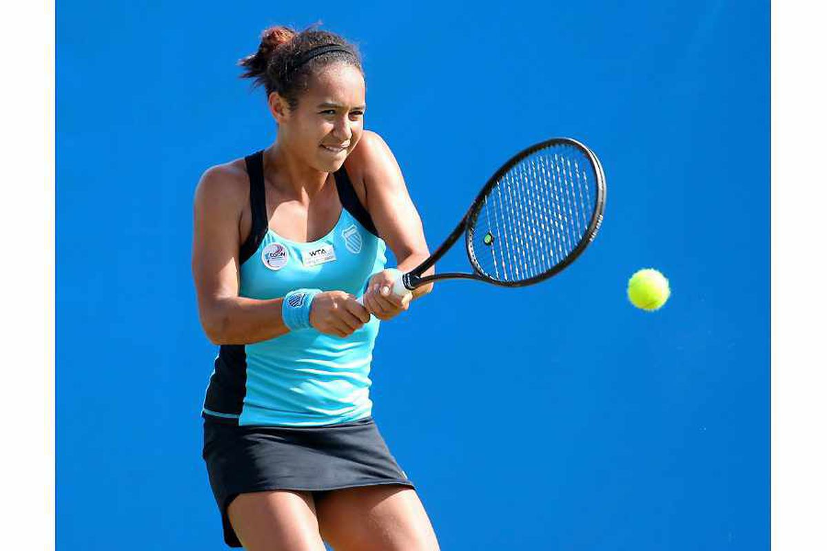 Watson through to main draw in Montreal