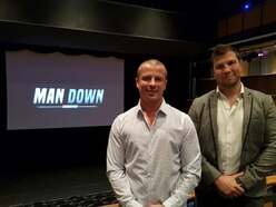 Additional screenings tonight and this week of Man Down documentary