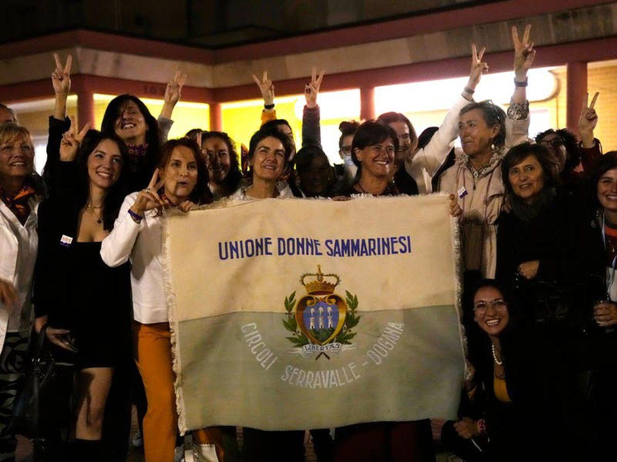 San Marino women's rights groups hail abortion vote