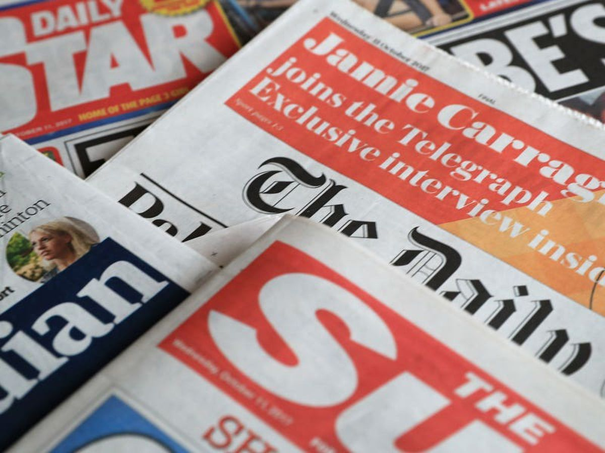 What the papers say – April 8