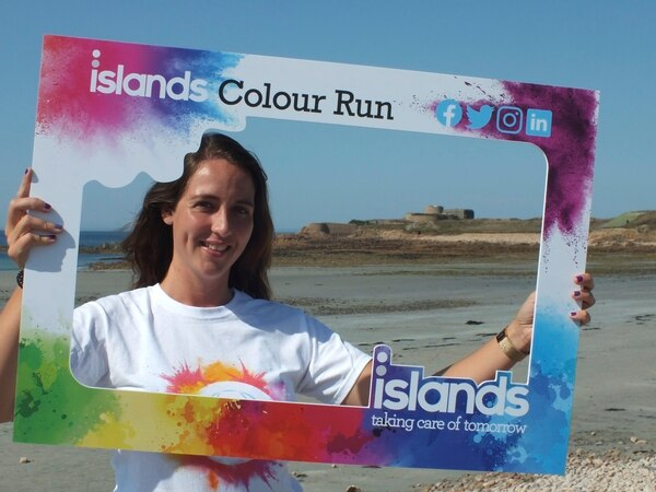 Colour run tomorrow to raise money for Guide Dogs for the Blind