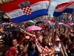 Croatia return home to a rapturous welcome