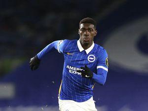 Yves Bissouma thunderbolt helps Brighton ease past Blackpool