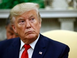 Trump downplays moment as impeachment hearings open
