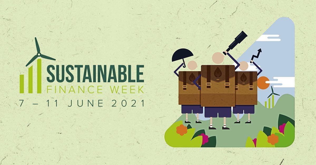 Sustainable Finance Week. (29636901)