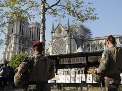 Notre Dame Cathedral stabilised as firefighters leave site