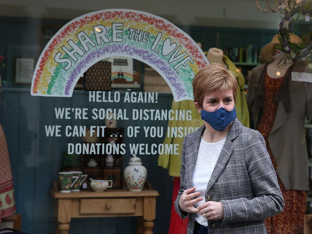 Election campaigning has been very different during pandemic, says Sturgeon