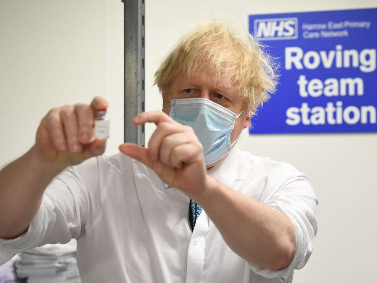 Boris Johnson faces Tory pressure over school closures