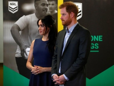 Harry and Meghan meet Australian politician who wants to scrap monarchy