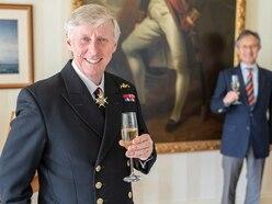 Online toast as Bailiff retires