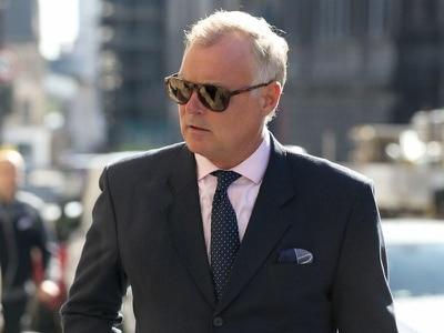John Leslie was 'perfect gentleman', DJ tells court