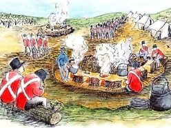 'Bronze Age' site turns out to be rare Napoleonic army camp