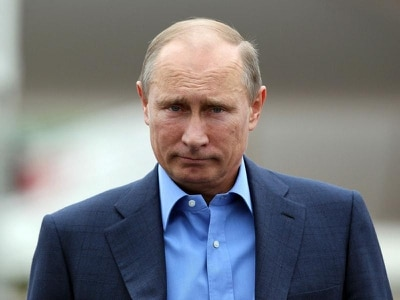 Sanctions used as tool to crush competition, says Putin