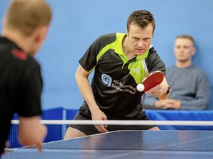 Top dog: Garry Dodd swept all before him over the two days.(Picture by Andrew Le Poidevin, 21322371)