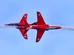 Red Arrows to visit in June for early show