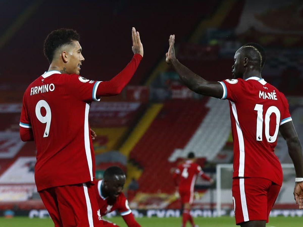 Sadio Mane springs to defence of fellow Liverpool forward Roberto Firmino
