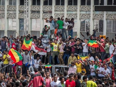Fatal grenade attack at rally for Ethiopia's new prime minister