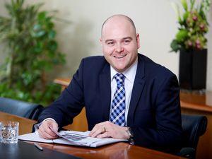 Nick Batiste, managing director of Saffery Champness Registered Fiduciaries.