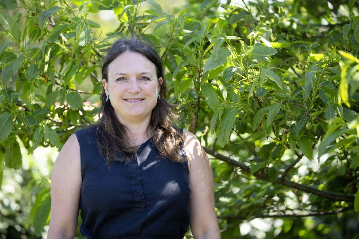 Bailiwick Social Prescribing Lead Melissa Mitchell. (Picture by Cassidy Jones, 29654895)