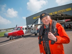 Aircraft 'huge leap' for air search crew