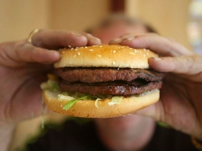 Teenagers' desire to rebel could help them eat less junk food – study