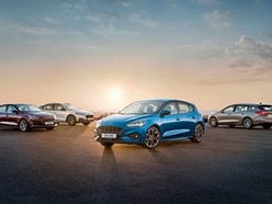 Four generations of Ford Focus