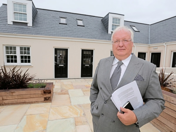 Plea for action after positive housing review