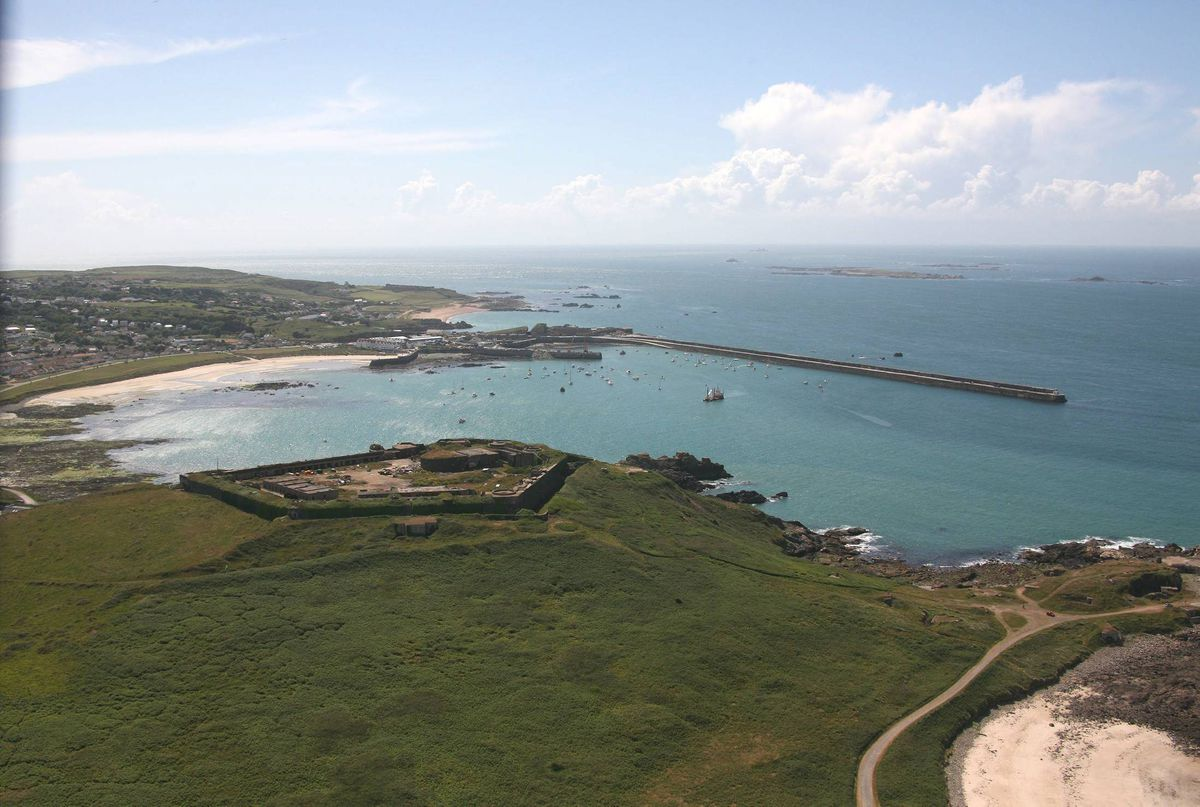 A deal to give Braye Harbour Developments exclusive rights to press ahead with the creation of a 250-berth marina is close to being finalised. (Picture by Brian Green, 28548613)