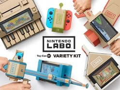 Nintendo Labo's cardboard revolution adds a whole new dimension to the Switch console