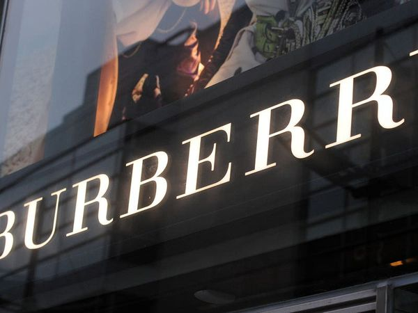 Burberry hires Versace boss as its new chief executive